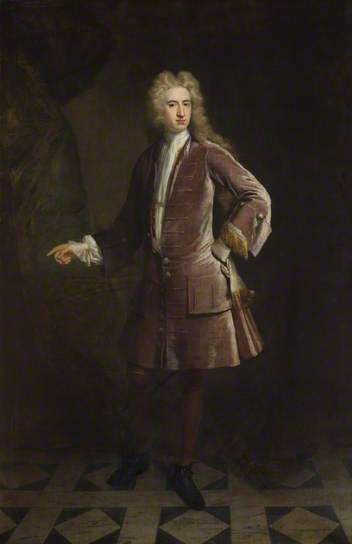 1st earl of Rockingham